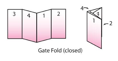 maui printing company inc glossary gate fold brochure template