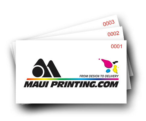 Maui Printing Company Inc : Glossary